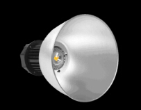 luminaire for industry use