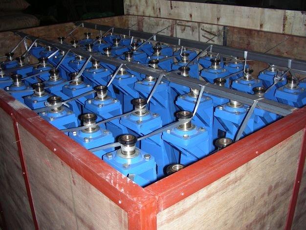 Cast iron Penstock valve