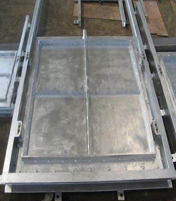 stainless steel sluice gate valve