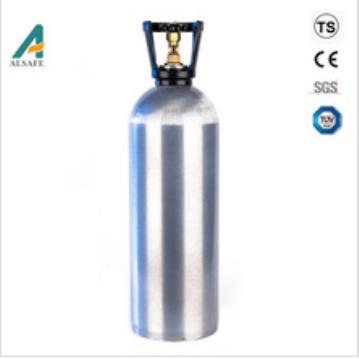 Soda gas bottle beverage production soda gas bottle