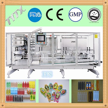 Oral Liquid filling and sealing machine