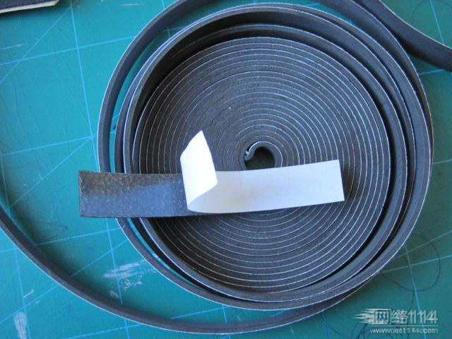 compound sealing spacer for insulating glass rubber strip adhesive tape strip