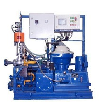 Lubricating oil separator