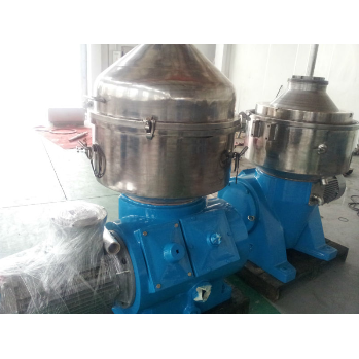 DHC series Disc centrifuge for diesel & lubricating oil