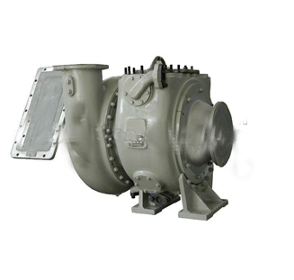 Turbocharger Of Locomotive