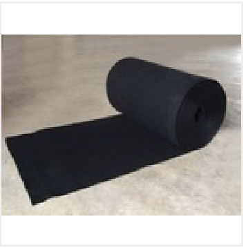 High Temperature activated carbon felt