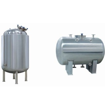 CG Series Distilled Water Storage Tank