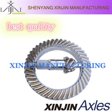 crown wheel and pinion ISUZU 8:39,spiral bevel gear,differential gear,auto parts factory,best quality
