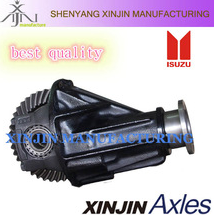 unique Isuzu crown wheel and pinion 6:41,spiral bevel gear,transmission basin tooth,diiferential,auto parts factory,best quali