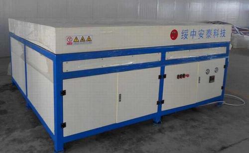 Semi-Automatic Solar Laminator