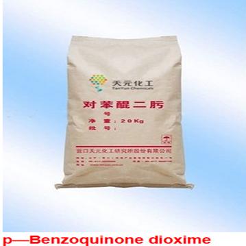 vulcanizing agent p-Benzoquinone dioxime