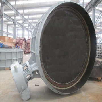 steam service vacuum butterfly valve