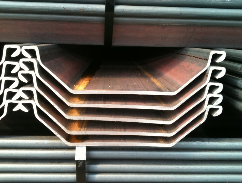 Japanese standard U steel sheet pile