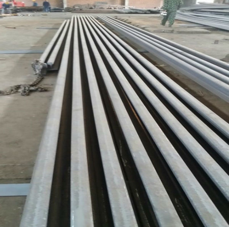Hot Rolled Steel Train Rail
