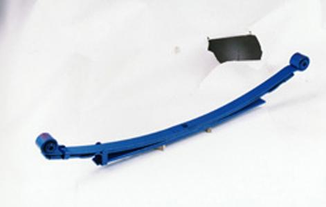 Trailer Suspension Leaf Spring with 6 to 40mm Thickness, OEM Services are Provided