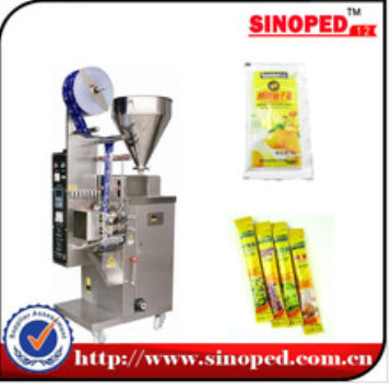 Liquid Materials Packing Machine For Shampoo