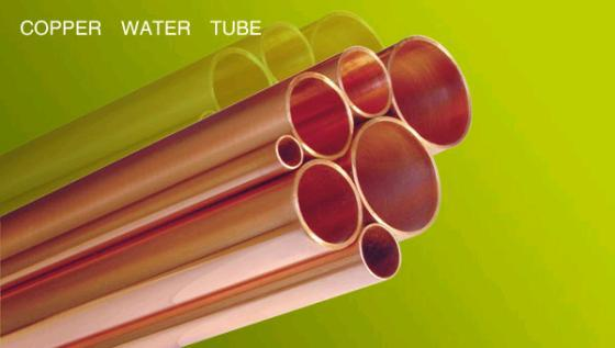 Water Copper Tube
