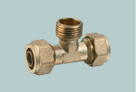 Copper tube fitting