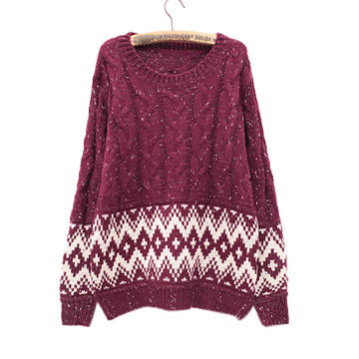 Ladies' sweater