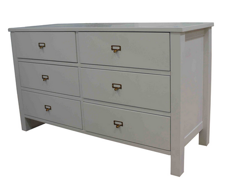6 Drawer Chest / Triple Dresser / Double Dresser