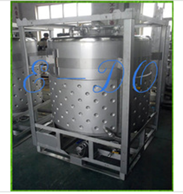 high precision stainless steel chemical liquid heating tank