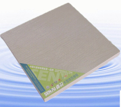 Building materials/ wood plastic composite/ WPC board