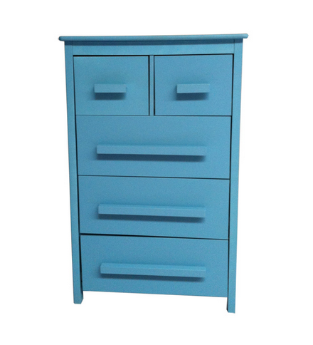 Child's Drawer Chest /5 Drawer Chest / Clothes Cabinet / Storage Cabinet