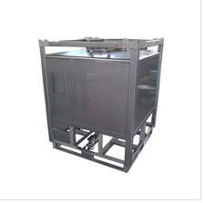 stainless steel cosmetic tote IBCs