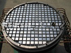 manhole mould,grating machine