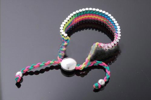 friendship bracelet,colorful friendship bracelet.hand knitting link .hand making,craft.100