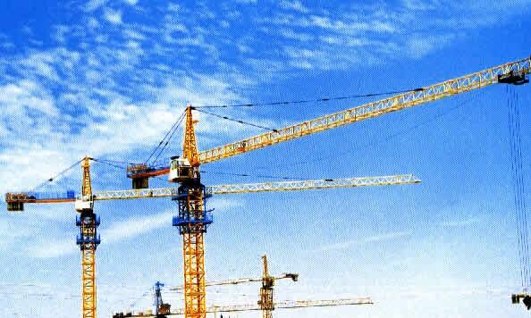 Tower crane QTZ63(5510L-6)