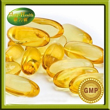 Accept sample order fish oil softgel EPA/DHA 18/12