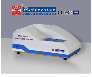 China Famous Brand BT-90 Nano Laser Particle Size Analyzer