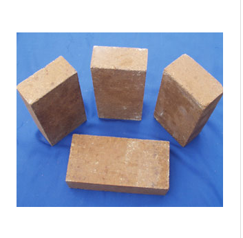 Burnt magnesia bricks size 230mmX115mmX75mm