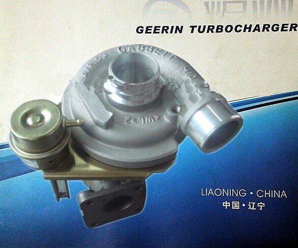 GT17 708162-5001 garrett gt turbo