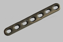 Medical devices upper limb limit contact bone plates