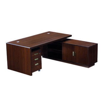 Guana Wenge color executive desk