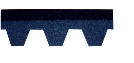 Glass fiber asphalt tile