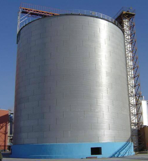 Assembled Steel Silo
