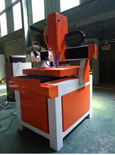 High-profile 4 axis cnc mold machine IGM6060 for Metal and Nonmetallic
