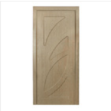 PVC interior wooden half door