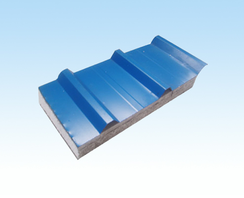 wool/rock wool sandwich panel