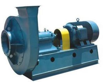 pulverized coal fan