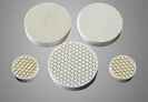 Thermal Store Catalyst Ceramic Honeycomb For Purify Waste Gas