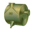 Spiral-plate heat exchanger