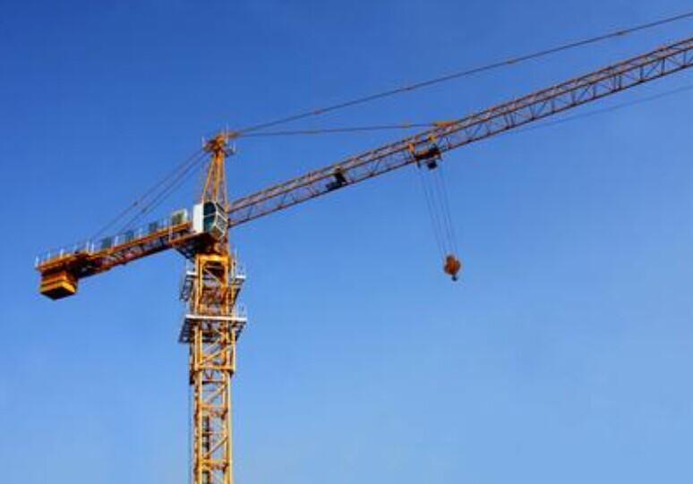 Tower cranes QTZ80(6010Fz-6)