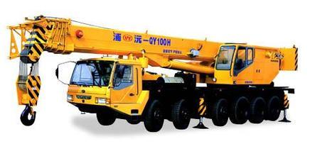 Durable 35T AOQI Truck Crane