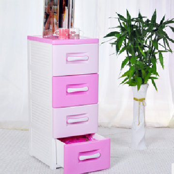 Thick plastic drawer drawers organize cabinets lockers