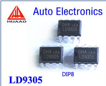 LD9305 Auto Door Lock Gear Motor Controller IC L9305A