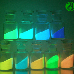 phosphorescent pigments photoluminescent pigment glow in the dark luminophore str